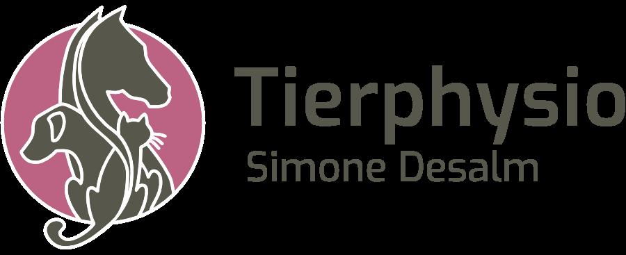 Tierphysio Desalm Logo with Name